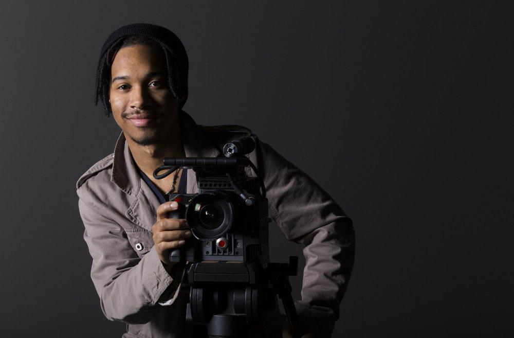 Film school student
